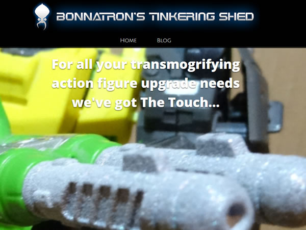 Bonnatron's Tinkering Shed