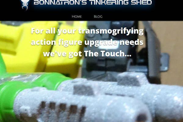 Bonnatron's Tinkering Shed
