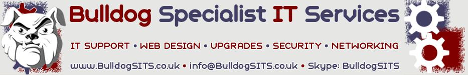 Bulldog S.I.T.S. logo from 2013